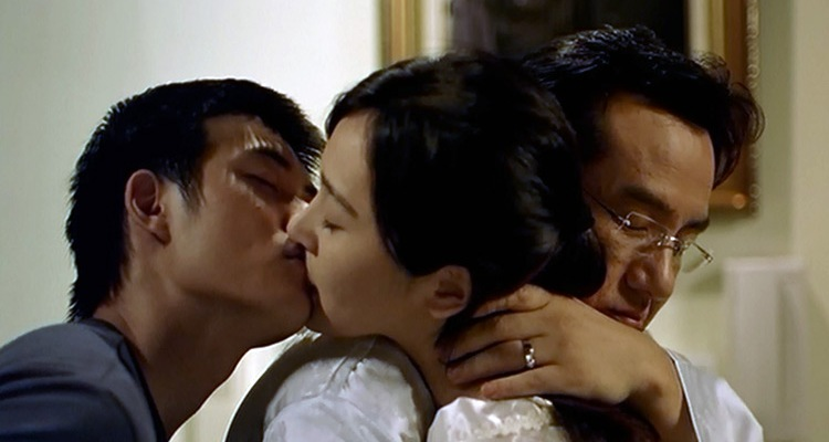 Sun-hwa may be trapped in her marriage, but her heart belongs to the invisible Tae-suk