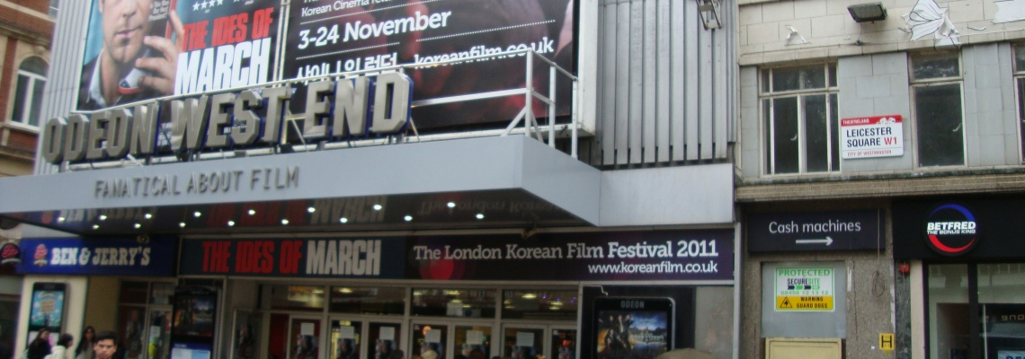 LKFF Day 1 - Fans queue for SHINee