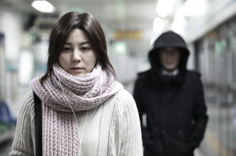 Soo-ah must escape the labyrinthine subway station