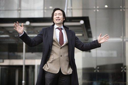 Byeong-woo's ambition makes him a hot property