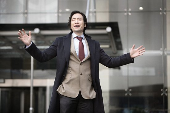 Byeong-woo's ambition makes him a hot property