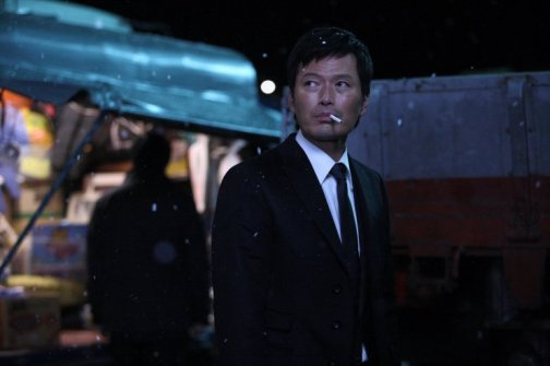 Geon-ho is a tough debt collector, who failing liver means his life is in countdown