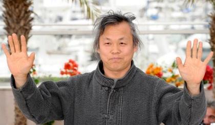 Kim Ki-duk at the Cannes Film Festival 2011