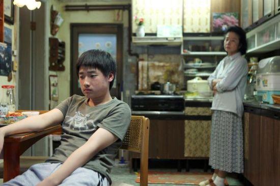 Mi-ja's grandson Wook displays little remorse for his crime