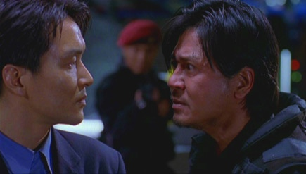 Agent Yu and Northern commando Mu-Young are mirrors of each other