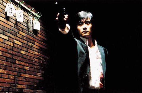 Sun-woo is an arrogant, lethal enforcer for Mr. Kang