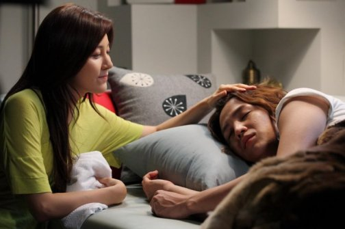 Eun-i and In-ho become closer