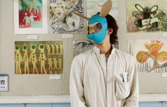 Il-soon hides his identity with a rabbit mask, stealing personal attributes from patients