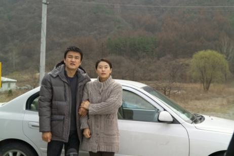 Ji-won's search for her hometown is allegorical of searching for Korean identity and history