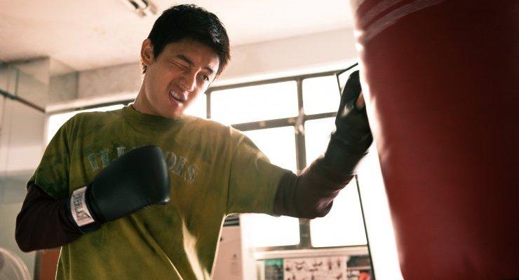 Wan-deuk is encouraged to take up kickboxing