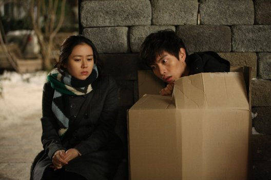 Jo-gu struggles to come to terms with Yeo-ri's 'gift'
