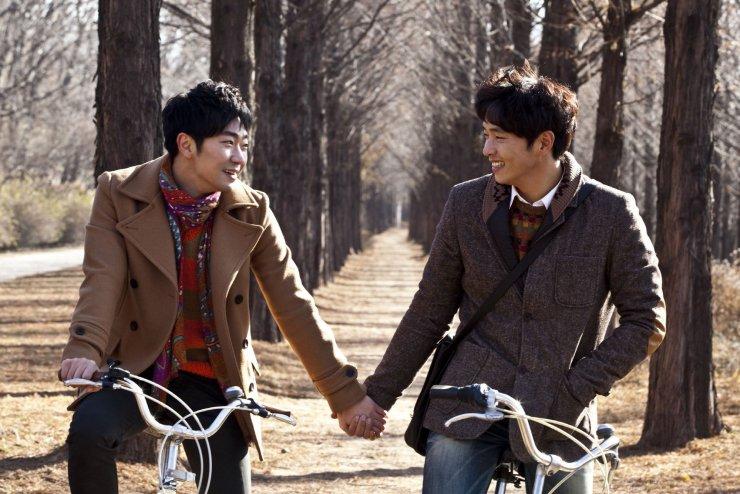 Min Boyfriend Min-su And New Boyfriend Seok