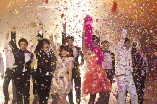 The gay community enjoys a lavish finale