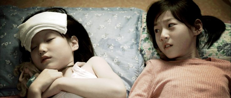 Soon-yeon looks after her sickly younger sibling