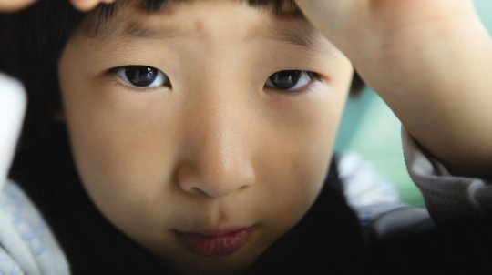 The prejudice children receive is also explored