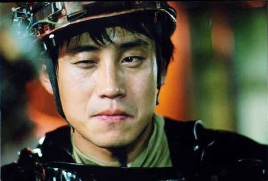 Is Byeong-gu mentally unstable, or does he hold the key to Earth's survival?