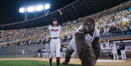 Ling Ling - now named 'Mr. Go' - becomes a baseball sensation in Korea