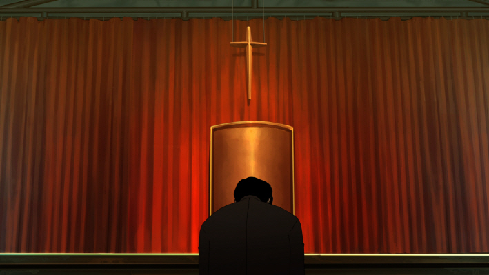 A priest telling lies or a devil telling the truth - The Fake examines the nature of religion