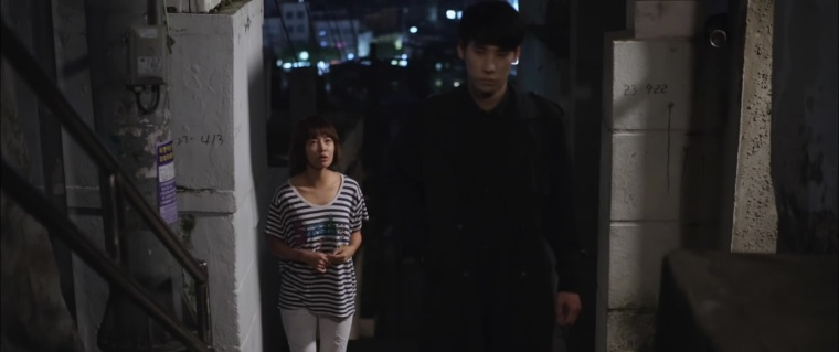 WIth all the mysteries going on, can Gyu-jeong and Nam-girl get it together?