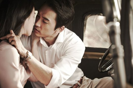 Ga-heun and Jin-pyeong begin their steamy affair in secret