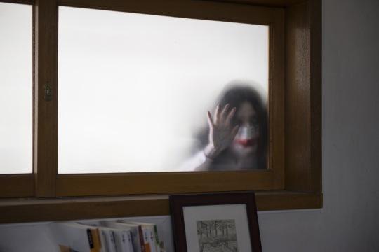 A masked, vengeful ghost stalks the hallways of In-su's new school