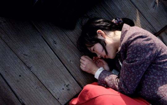 Han Ye-ri is the break out star as migrant Hong-mae, and forms the emotional heart of the film