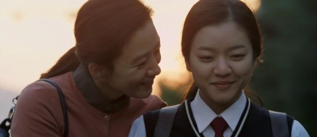 Man-ji and her mother learn to cope with the loss after discovering the truth