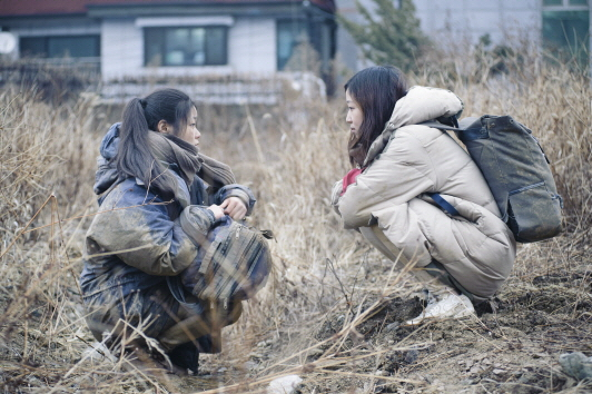 Soo-hyang and Ha-dam meet in troubled circumstances