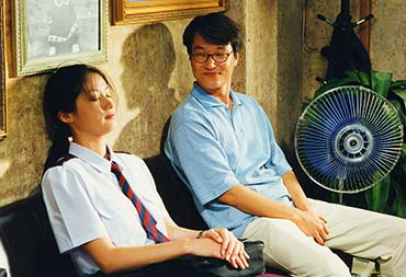 One hot afternoon, Da-rim enters mild-mannered Jung-won's life