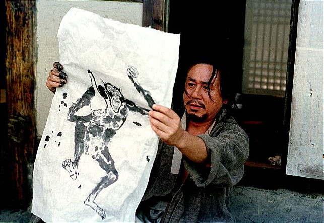 Seung-ub's quest for perfection results in the creation (and destruction) of notable masterpieces