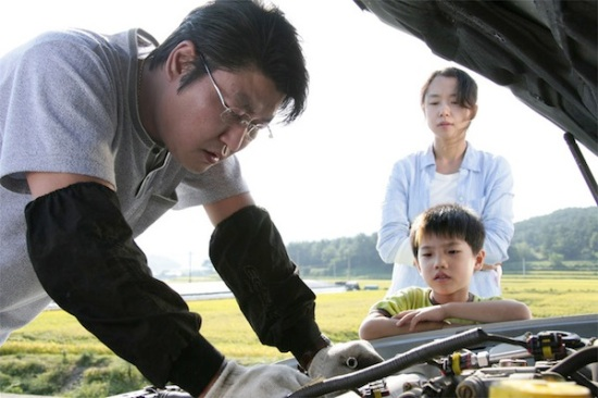 Sin-ae and Jun relocate to Miryang and meet friendly mechanic Jong-chan