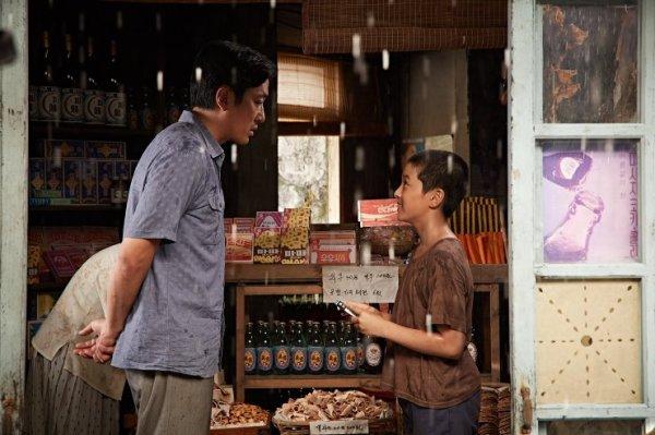 Sam-gwan and eldest boy Il-rak attempt to redefine their relationship