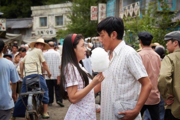 Sam-gwan falls for the most beautiful girl in the village, Ok-ran