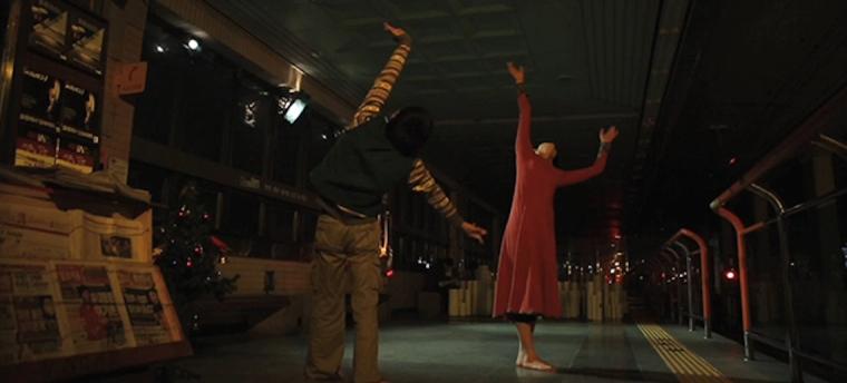 Seung-gook dreams of becoming an elegant dancer
