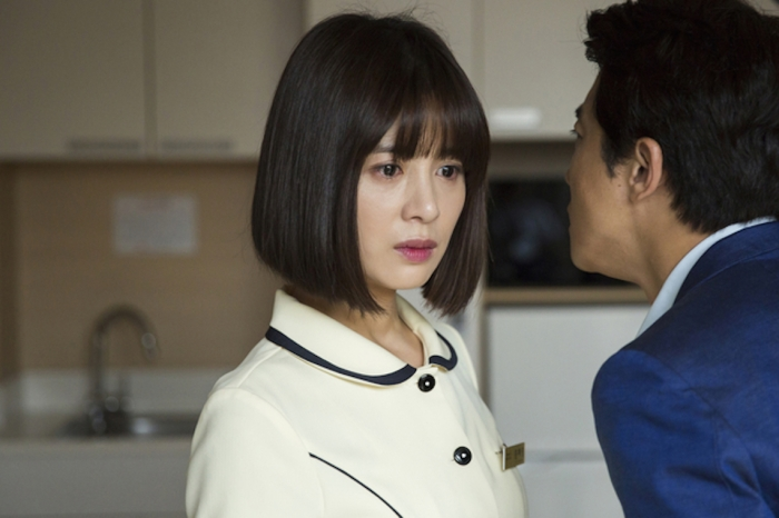 Hae-rim is charged with locating Mi-na's next of kin