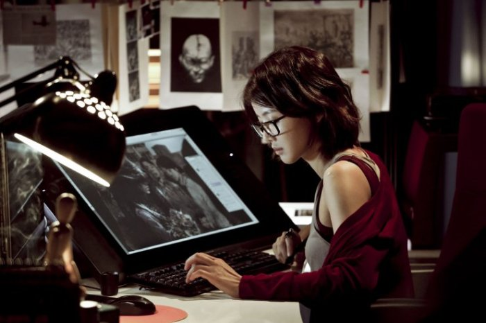 Ji-yoon is the creator behind a successful horror web toon series that begins to come true