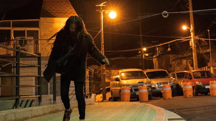Despite fraught circumstances Ha-dam retains her love of dance
